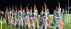 Color & Winter Guard